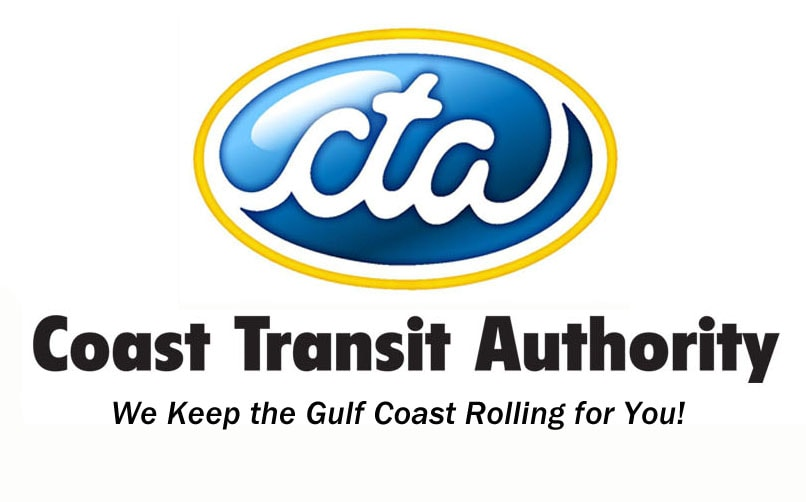 Coast Transit Authority, We Keep the Gulf Coast Rolling for You!