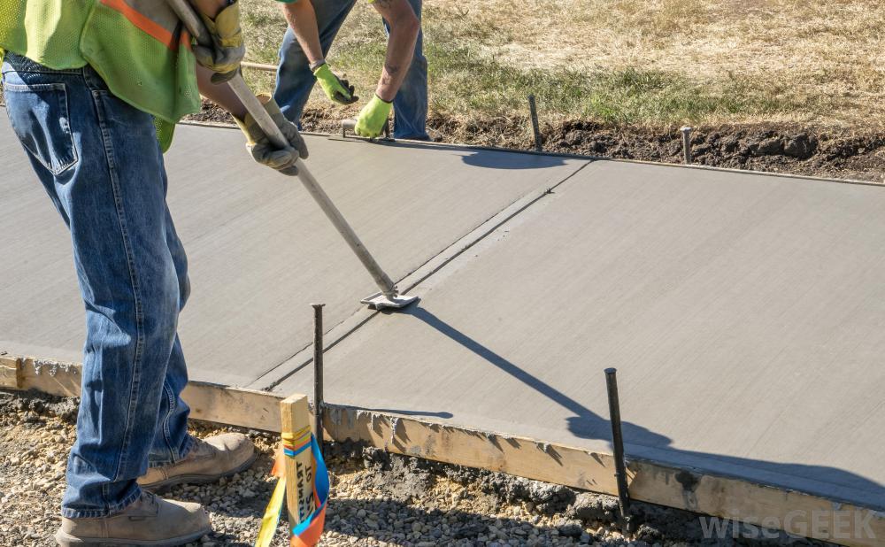 Bay St Louis Installs New Sidewalks Gulf Regional